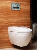 New design ceramic intelligent smart wall hung toilet KD-T021A