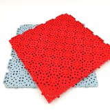 Pp Sports Interlocking Plastic Flooring Tiles
