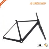 Chinese supply full carbon aero cycle cross bike frame WCB-C-112 with high quality Chi...