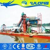 Julong Professional Customized Bucket Chain Diamond Dredger for Diamond Mining