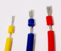 High Voltage-silicon rubber insulated cable