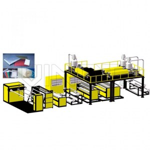 High Speed Compound Air Bubble Film Machine For Sale