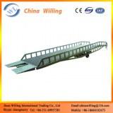 Standard mobile truck onloading ramp manufacture