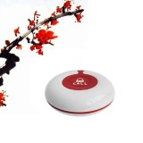 Wireless call bell button/Pager/Table buzzer/Service bell
