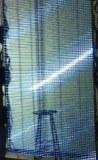 France écran de verre à extérieur, éclat polychrome LED en couleur pleine