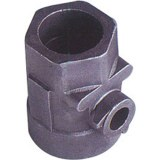 Custom alloy steel casting part
