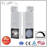 Newly designed & patent LED adjustable track light dimmable