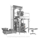 Pesant Automatique 500g 1kg Système D'emballage En Poudre