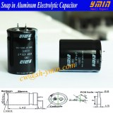 Inverter Capacitor Snap in Electrolytic Capacitor for Wind Turbine Power Inverter