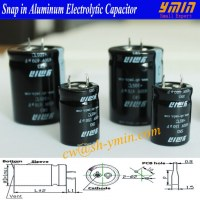 High Volts Capacitor Snap in Electrolytic Capacitor for EV Charging Post and EV Chargin...