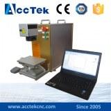 Fiber laser marking machine for metal and non metal