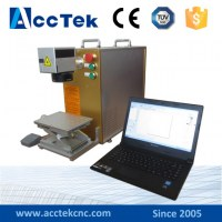 Fiber laser marking machine for metal and non metal