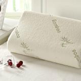 GIANTEX Sleeping Bamboo Memory Foam Orthopedic Pillow Pillows Oreiller Pillow Travessei...