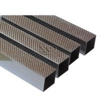 Factory direct sale 3K Carbon fiber square tube Carbon pipe