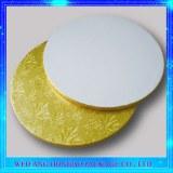 2 mm 3 layers Cardboard Corrugated Scalloped Cake Board