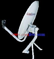 Satellite dish, satellite antenna, LNB