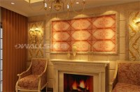 Victoria faux leather tiles & Ceiling Panels for Interior Decoration