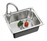 Stainless steel sink SORTLseries