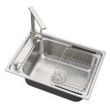 Stainless steel sink SORTESseries