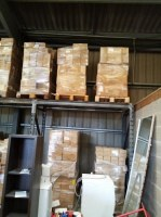 Office supply pallets