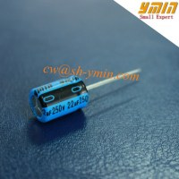 Low Loss Radial Electrolytic Capacitor for Power Meters