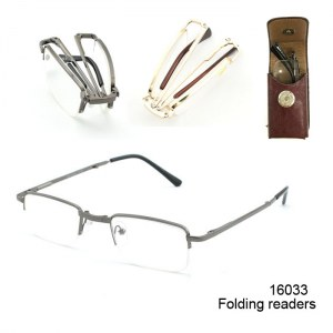 Metal Folding Reading Glasses