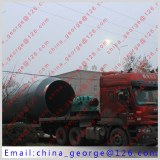 Large capacity hot sale tungsten rotary kiln sold to Tashkent