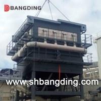 BANGDING 50CBM movable port dust proof hopper manufacturer