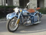 Customized Fashion Sidecar Motorcycle 750cc
