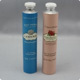 High quality collapsible aluminum cosmetic tubes