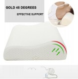Enrol Natural Latex Pillow Memory Orthopedic Massage Pillow Core For Neck Body For Bedd...