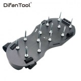 One Pair Rigid Spiked Shoes for Epoxy Ardit Self Leveling Floors Aeration Latex