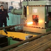 High precision pipe thickening machine for Upset Forging of Oil Field pipe