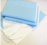 Waterproof Reusable Incontinence Baby Crib Bed Pads (Washable Under Pads)