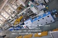 ID32-1200mm PE PVC double wall corrugated pipe machine CE sert