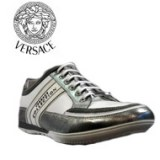 PACK OF 6 VERSACE WHITE SNEAKERS