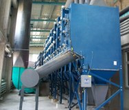 Mine Industry Dust and Particle Catcher
