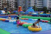 2014 giant inflatable water toys/inflatable lake toys/inflatable toy for sale