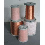 Silk Covered Magnet Wire
