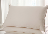 Cheap Wholesale Washed white/grey goose/duck feather/down pillow