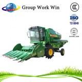 6 rows waxy corn harvest machine