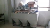 Headframe vacuum system at 3 bags Airmec