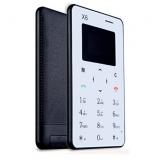 Mini telephone mobile extra plat , format calculette