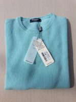 WOMEN'S KNITWEAR 100% PURE CASHMERE MADE IN ITALY OUR PRODUCTION
