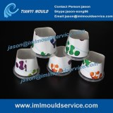 500ml thin-walls bucket containers mould