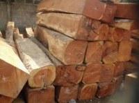 Kosso Square Logs