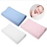 Hot Memory Foam Pillow 3 Colors Orthopedic Pillow Latex Neck Pillow Fiber Slow Rebound...