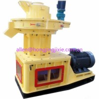 High quality wood/sawdust GZLH860 pellet mill/machine with high capacity