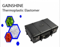 Wearable Thermoplastic Elastomer for Suitcase