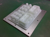 Egg tray mould, industrial packaging mould, pulp packaging product